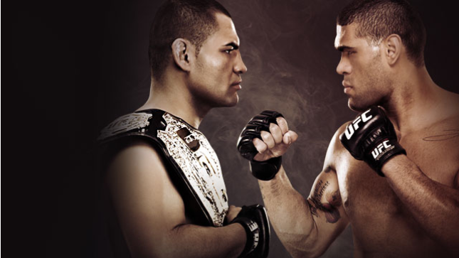 UFC 160 En direct de Las Vegas Velasquez vs Bigfoot 2