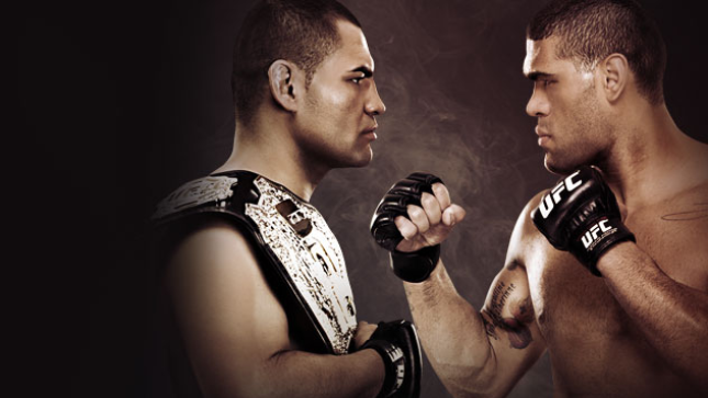 UFC 160 PPV  vs.  II