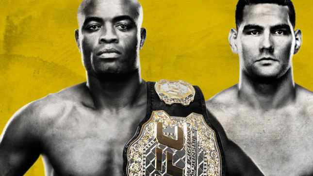 UFC 162 Live on ESPN Silva vs. Weidman