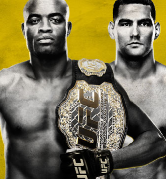 UFC 162 Live from Las Vegas  vs. 