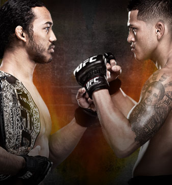 UFC 164 Live from Milwaukee Henderson vs. Grant