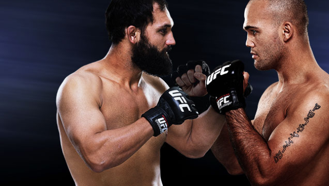 UFC 171 Hendricks vs. Lawler En direct à la télé à la carte