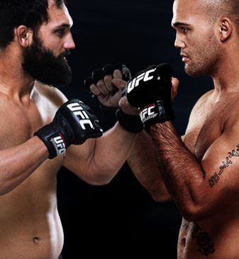 UFC 171 En direct à la télé à la carte TBD