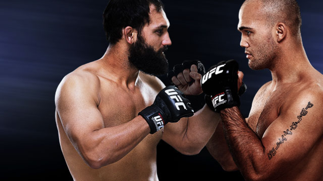UFC 171 Hendricks vs. Lawler En direct sur UFC.TV