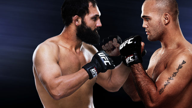 UFC 171 Hendricks vs. Lawler Live on UFC.TV