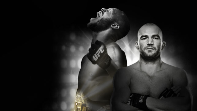 UFC 172 Jones vs. Teixeira Live on CMORE