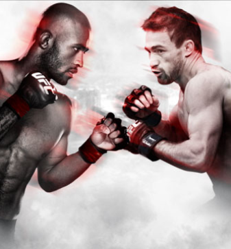 UFC 174 Johnson vs. Bagautinov En direct sur UFC.TV