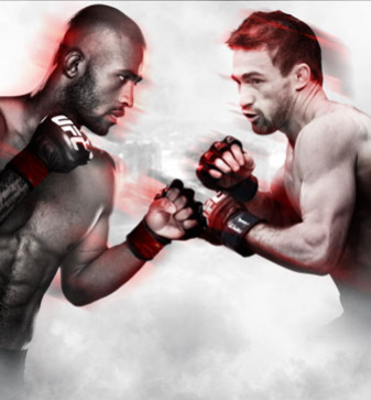 UFC 174 Johnson vs. Bagautinov Live on CMORE