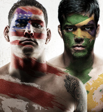 UFC 175 Weidman vs Machida En direct sur UFC.TV