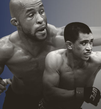 UFC 178 Johnson vs Cariaso En direct à la télé à la carte