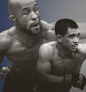 UFC 178 Johnson x Cariaso Ao vivo no Combate