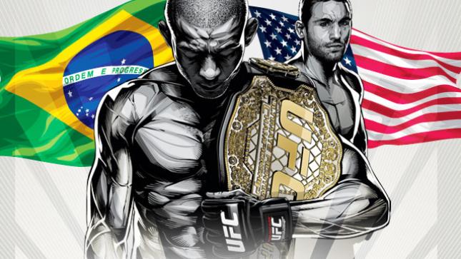 UFC 179 Aldo vs. Mendes 2 Ao vivo
