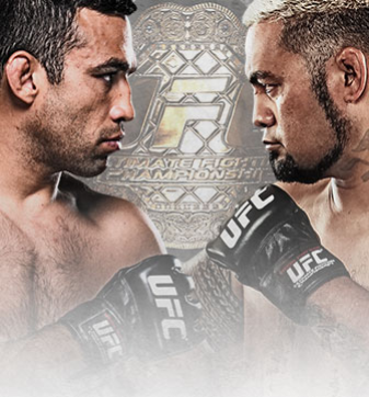 UFC 180 Velasquez vs. Werdum Live on Pay-Per-View