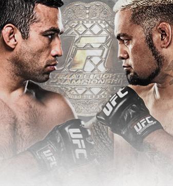 UFC 180 Velasquez vs Werdum En direct à la télé à la carte