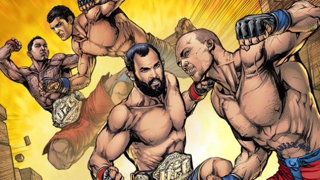 UFC 181 Hendricks vs. Lawler II Live on CMORE