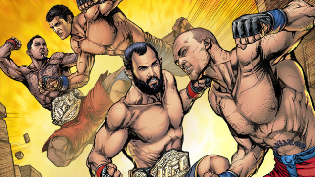 UFC 181 Hendricks vs Lawler II En direct à la télé à la carte