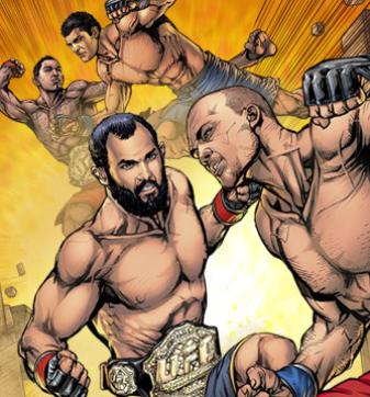UFC 181 Hendricks vs Lawler II En direct sur UFC.TV
