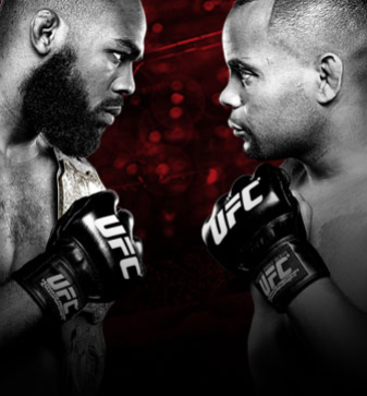 UFC 182 Jones x Cormier no Combate