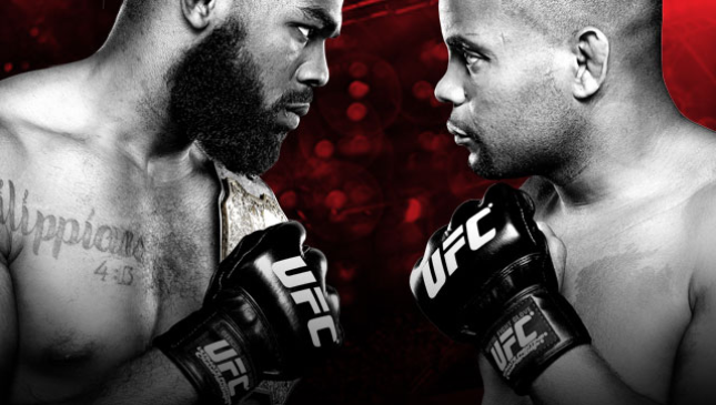 UFC 182 Jones vs Cormier En direct à la télé à la carte