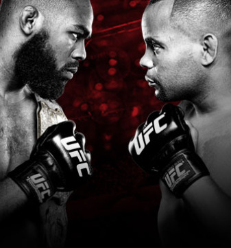 UFC 182 Jones vs Cormier En direct sur UFC.TV