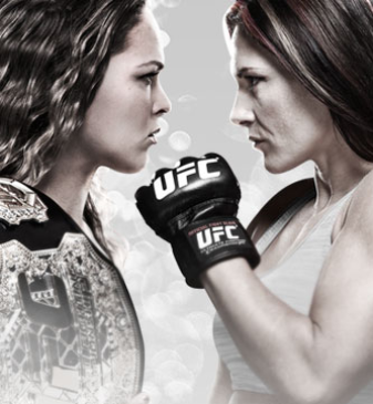 UFC 184 Rousey vs. Zingano En vivo por Pay-Per-View