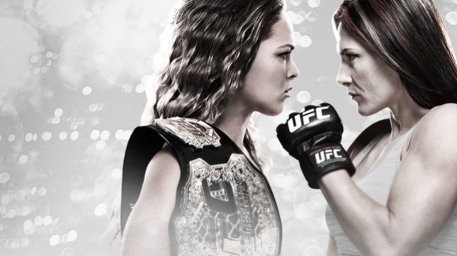 UFC 184 Rousey vs. Zingano Live on Main Event