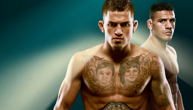 UFC 185 Pettis vs. dos Anjos Live on Pay-Per-View
