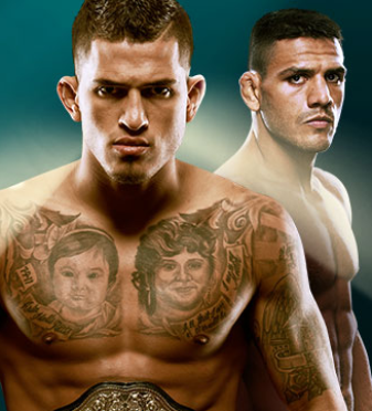 UFC 185 Pettis vs. dos Anjos Live on SKY TV