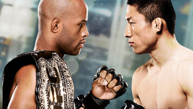 UFC 186 Johnson vs. Horiguchi Live on Pay-Per-View