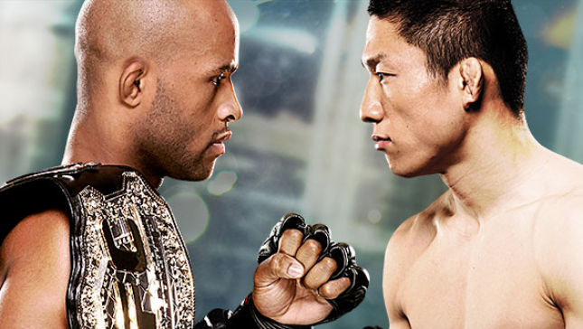 UFC 186 Johnson vs Horiguchi En direct sur UFC.TV