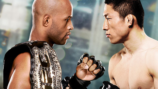 UFC 186 Johnson vs. Horiguchi En vivo por UFC Network