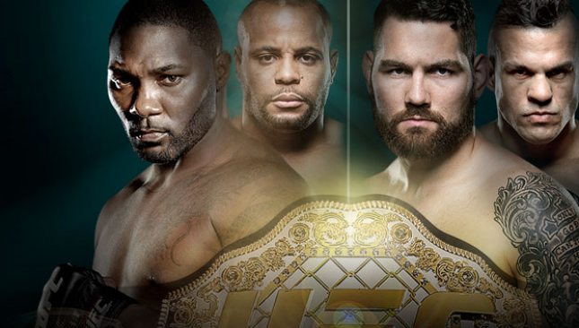 UFC 187 Johnson vs. Cormier Live on Kombat Sport