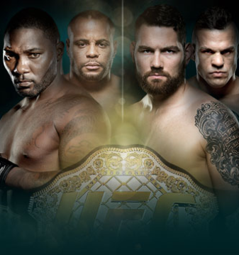 UFC 187 Jones vs. Johnson Live on UFC.TV