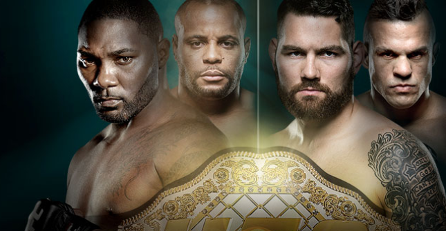UFC 187 Johnson vs. Cormier En vivo por UFC Network