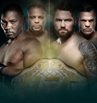 UFC 187 Jones vs. Johnson En vivo por UFC Network