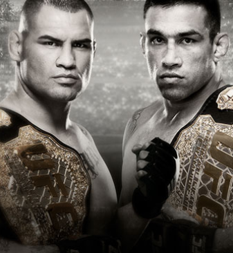 UFC 188 Velasquez vs. Werdum Live on CMORE