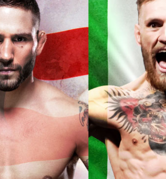 UFC 189 Aldo vs. McGregor Live on Pay-Per-View