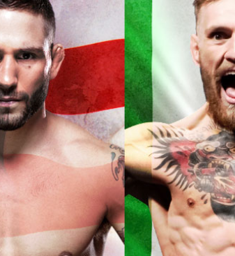 UFC 189 Aldo vs. McGregor Live on CMORE