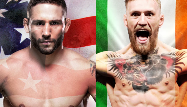 UFC 189 Mendes vs. McGregor Live on BT Sport 2