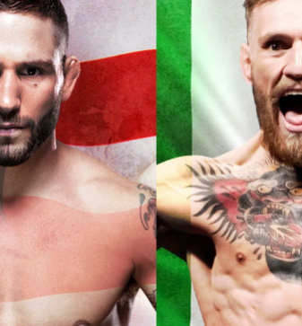 UFC 189 Aldo vs. McGregor Live on BT Sport 1