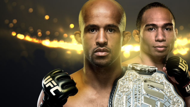 UFC 191 Johnson vs. Dodson 2 Live on BT Sport 2
