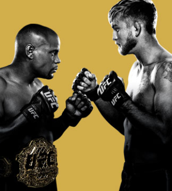 UFC 192 Cormier vs. Gustafsson Live on Pay-Per-View