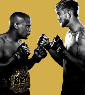 UFC 192 Cormier vs. Gustafsson Live on BT Sport