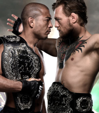 UFC 194 Aldo vs McGregor BT Sport