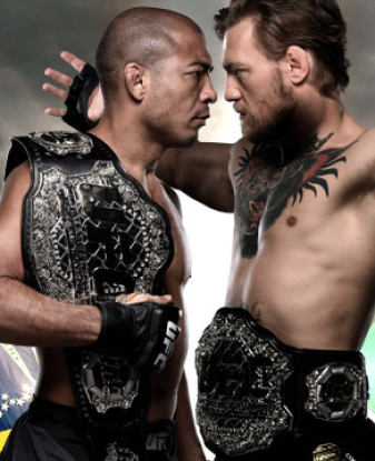 UFC 194 Aldo vs McGregor Live on Pay-Per-View
