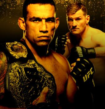 UFC 198 Werdum vs. Miocic Live on Pay-Per-View