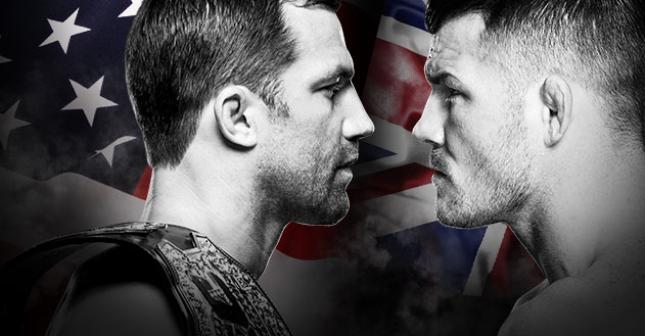 UFC 199 Rockhold vs. Bisping 2 Live on Pay-Per-View