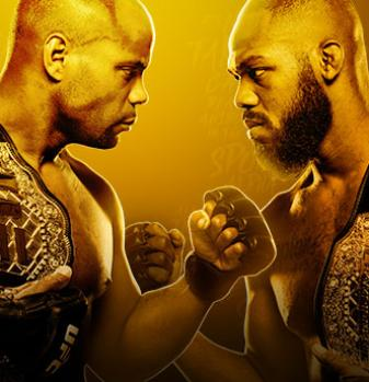 UFC 200 Cormier x Jones 2 No Combate