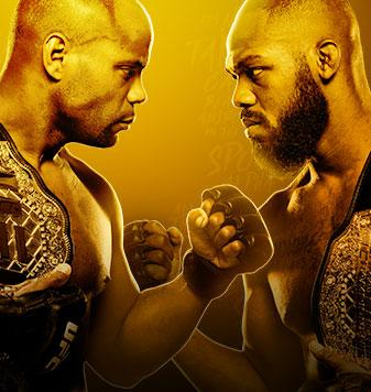 UFC 200 Cormier vs Jones 2 Viaplay