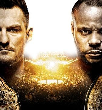 UFC 226 Miocic vs Cormier Live on BT Sport